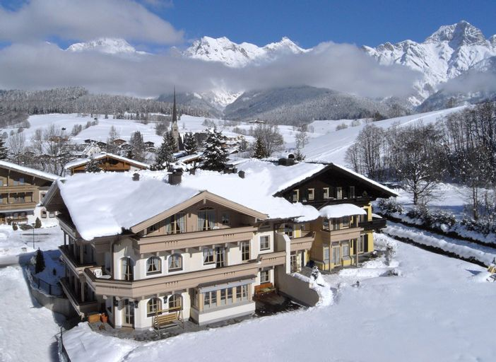 Pension - Appartements Renberg, Zell am See