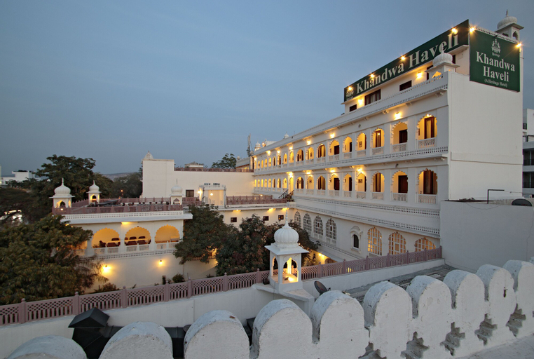Khandwa Haveli, Jaipur