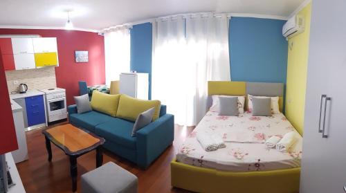 My Apartments Polican, Skraparit