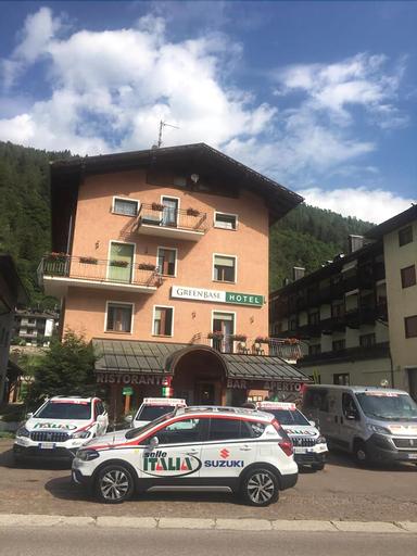 Green Base Hotel, Trento