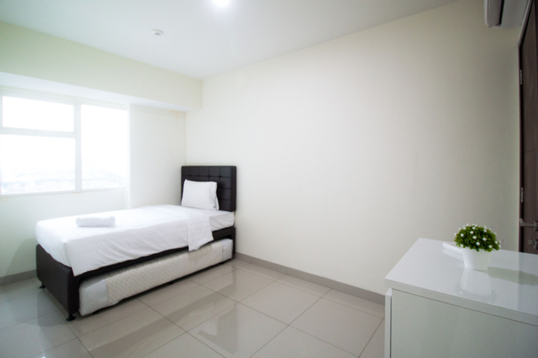 2 BR Best in Kelapa Gading Sherwood Apartment By Travelio, North Jakarta