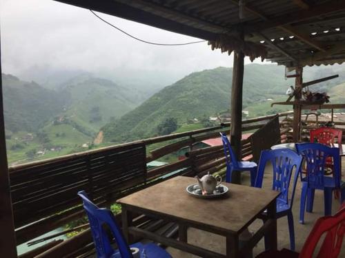 Khu family homestay, Sa Pa