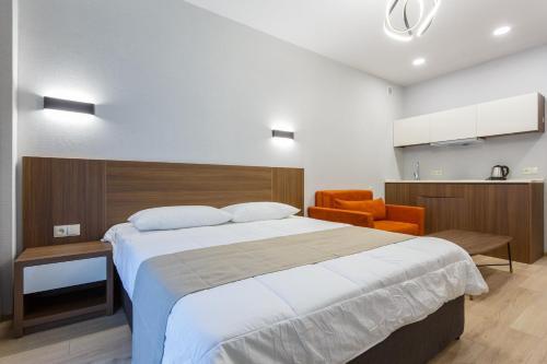 Crystal Residence Rooms 512-513, Borjomi