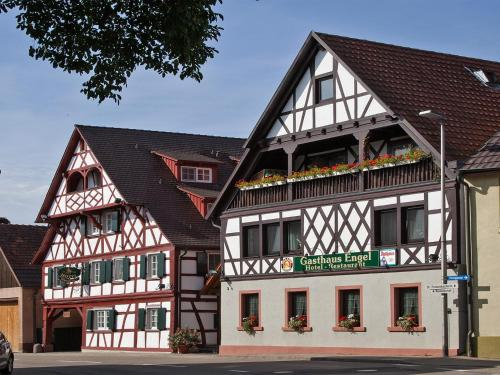 Hotel Engel, Rastatt