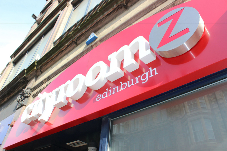 Cityroomz Edinburgh Hotel, Edinburgh