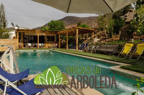 Pircas De Arboleda, Choapa
