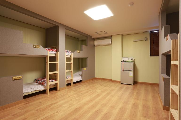 Sieoso Hotel - Hostel, Jung
