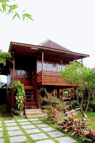 Oemah Kajoe Lembang, Bandung