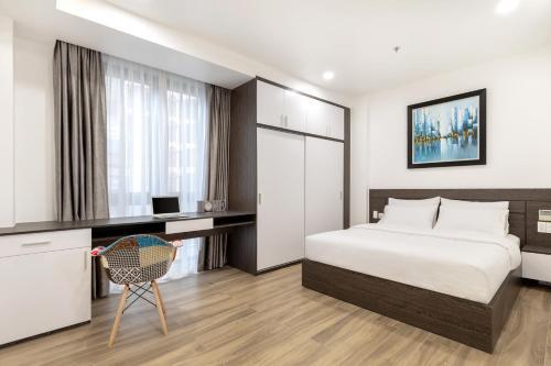 Memory Sai Gon Hotel & Apartment, Quận 3