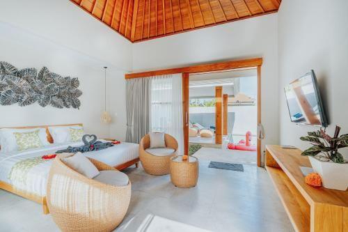 Arta Private Villa, Gianyar