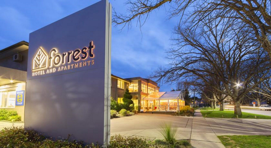 Forrest Hotel and Apartments, Forrest