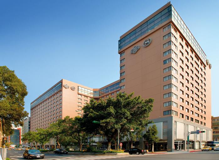 Sheraton Grand Taipei Hotel, Taipei City