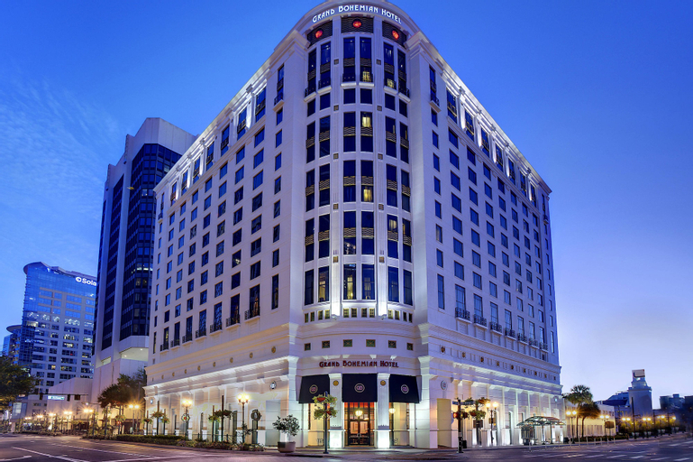 Grand Bohemian Hotel Orlando, Autograph Collection, Orange