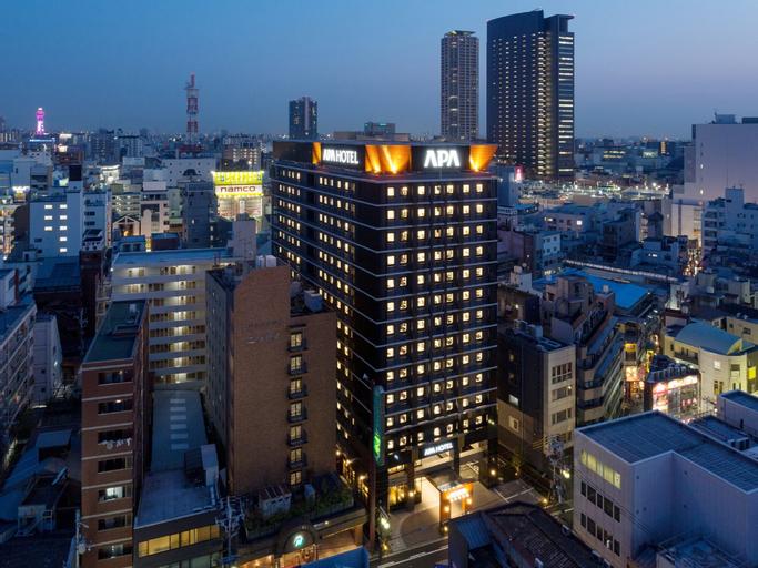 APA Hotel Namba Ekihigashi, Osaka