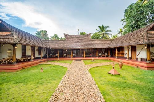 Splendid Stay,Fishing,Spice & Fruit garden, Alappuzha