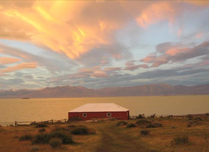 Hosteria Helsingfors, Lago Argentino