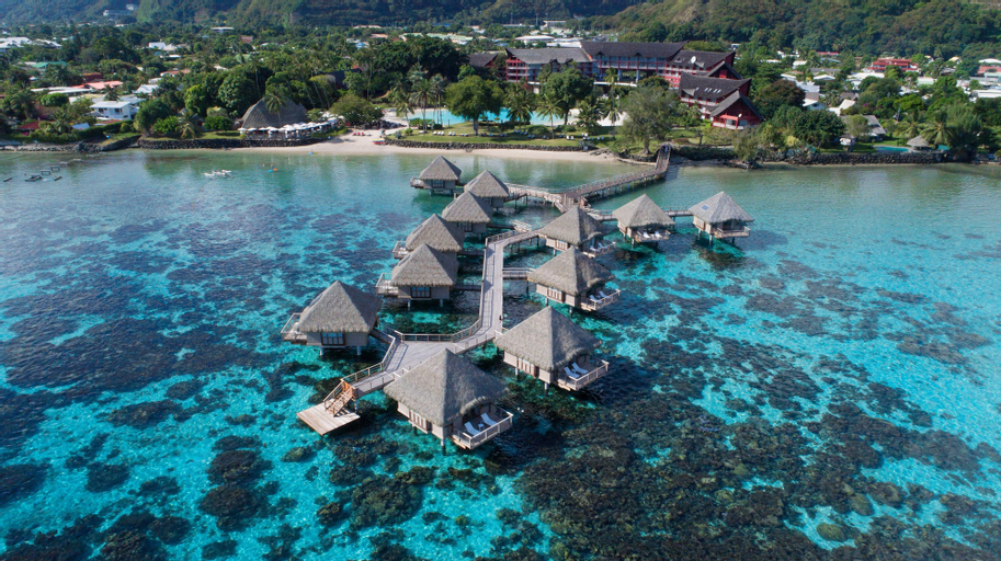 Tahiti Ia Ora Beach Resort - Managed by Sofitel,