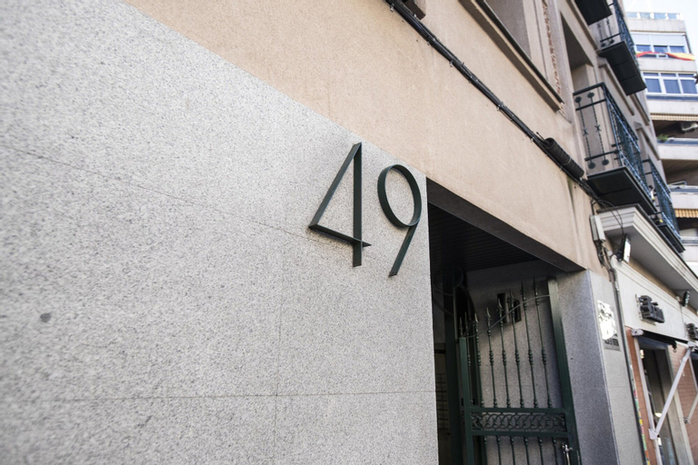 Apartamento Chamberi, Madrid