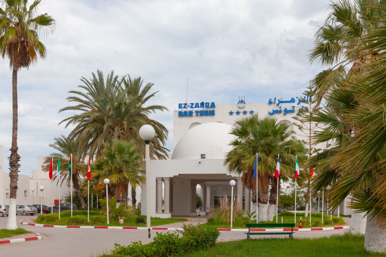 Hotel Ez zahra Dar Tunis, Hammam Lif
