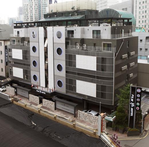 Film 37.2 Hotel, Gwang-jin