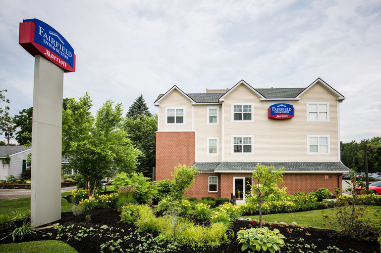 Fairfield Inn & Suites by Marriott Portsmouth Exeter, Rockingham