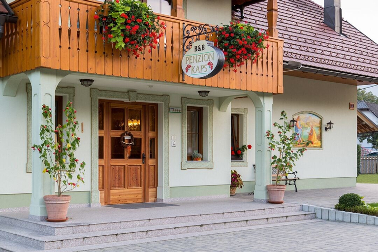Pension Kaps, Bled