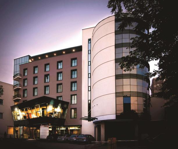DoubleTree by Hilton Hotel Cluj - City Plaza, Cluj-napoca