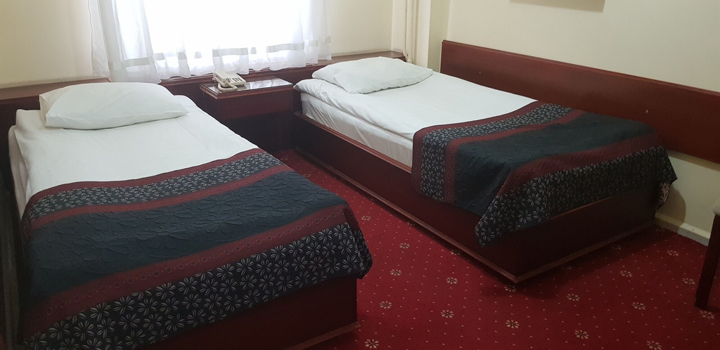 Tokat Burcu Hotel, Merkez