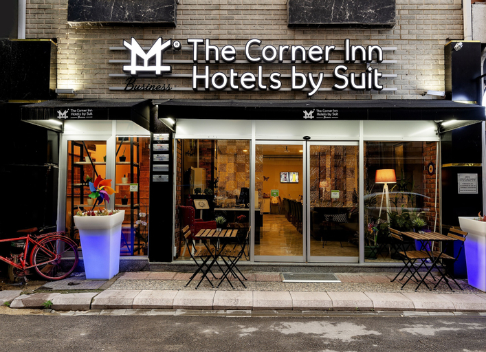 The Corner Inn Hotel Suit, Merkez