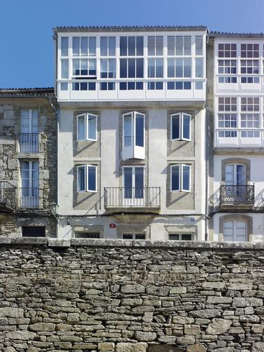 Moure Hotel, A Coruña