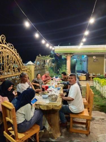 Depary Homestay & Waroeng Transit Binjai, Binjai