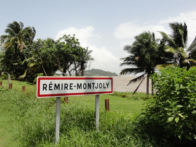 Apartment With one Bedroom in Remire-montjoly, With Enclosed Garden and Wifi - 4 km From the Beach, Rémire-Montjoly