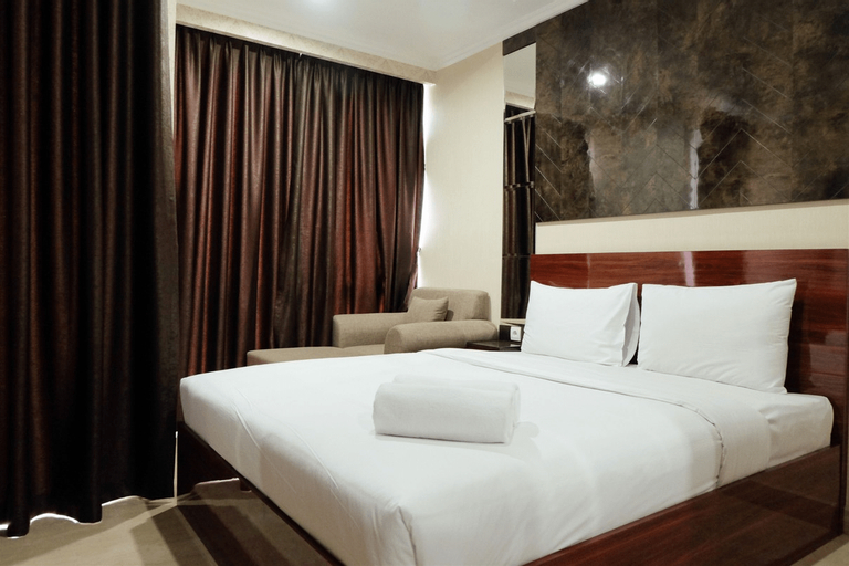 Modern Chic Studio Menteng Park Apartment By Travelio, Jakarta Pusat