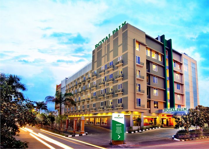 Royal Palm Hotel & Conference Center Cengkareng, West Jakarta
