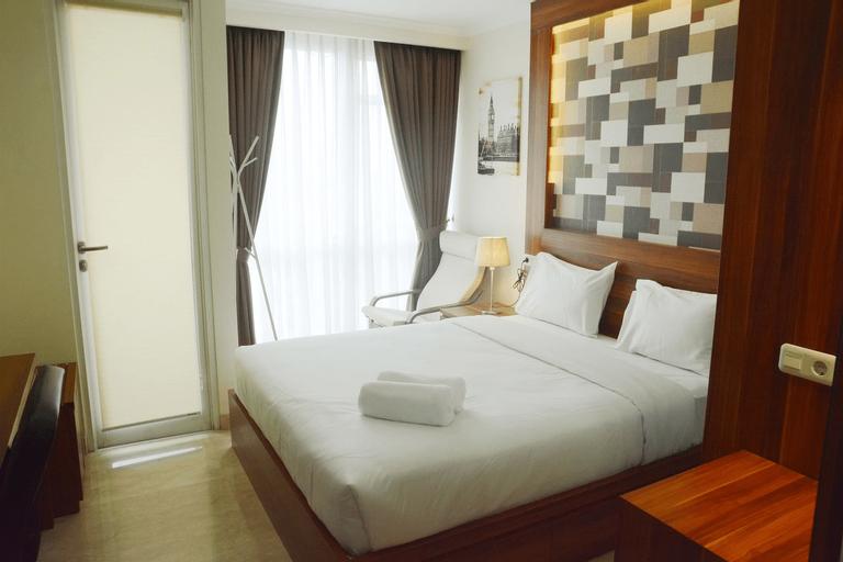 Warm and Best Studio Menteng Park Apartment By Travelio, Jakarta Pusat