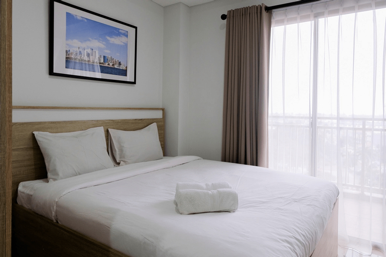 Cozy Studio Room Apartment at Springwood Residence By Travelio, Tangerang