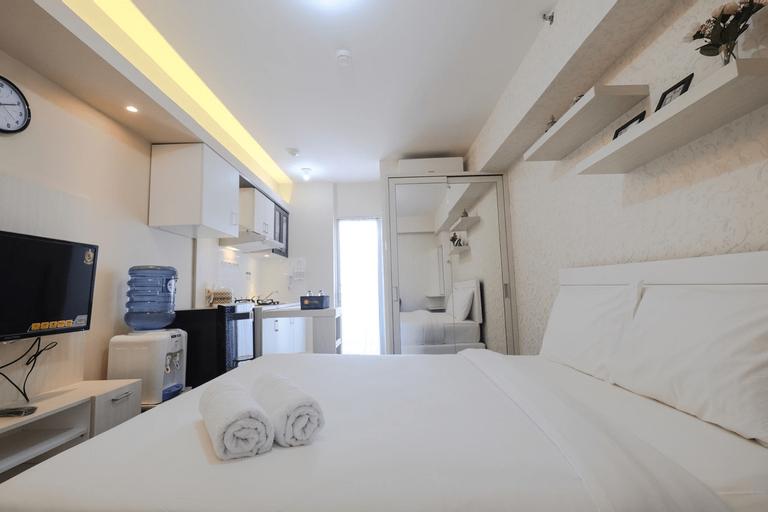 Newly Furnished Studio at Bassura City Apartment By Travelio, Jakarta Timur