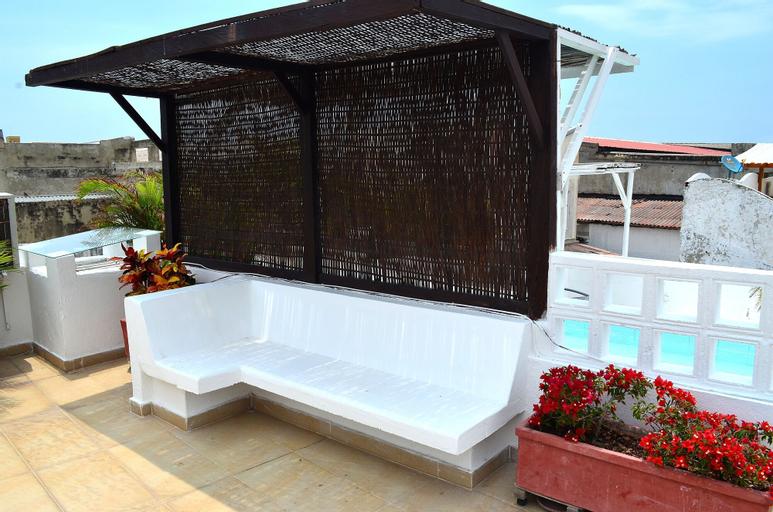 Casa Abril I, Cartagena de Indias