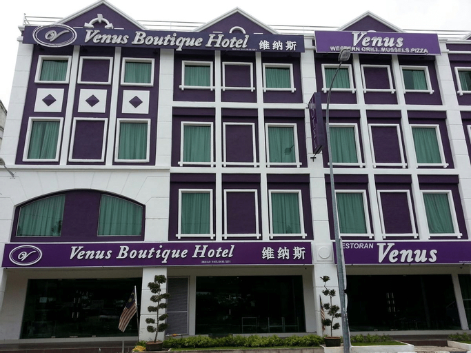 Venus Boutique Hotel, Kota Melaka