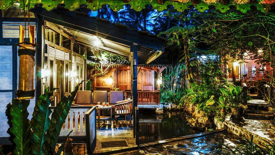 Kampung Labasan Tropical Resort, Sleman