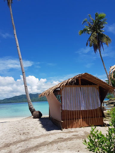 Backpackers Island Beach Camp - Adults Only, El Nido
