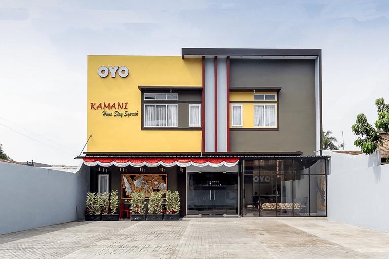OYO 873 Kamani Homestay Syariah, Medan