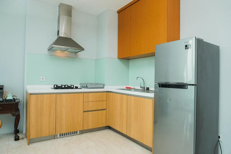 3BR Loft Apartment @ Satu8 Residence near Puri By Travelio, Jakarta Barat
