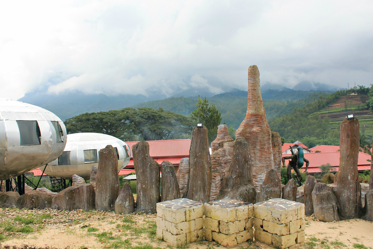 UFO Park & Capsule, Malang