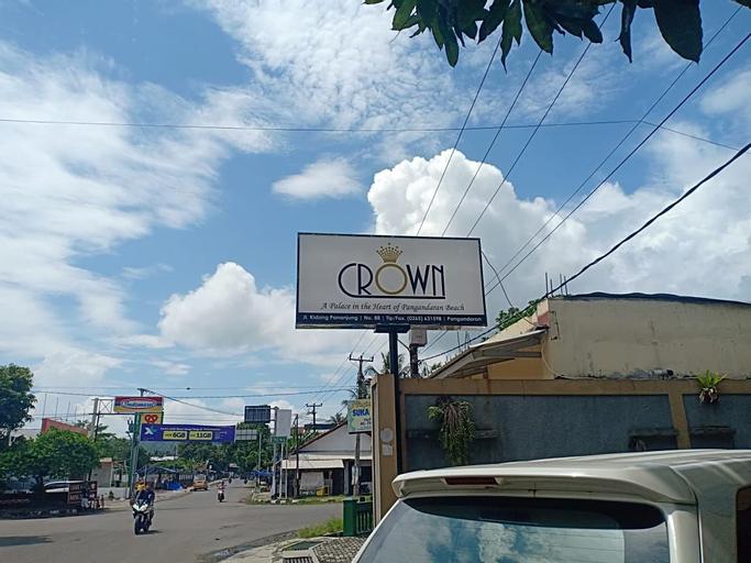 Crown Hotel Pangandaran, Pangandaran