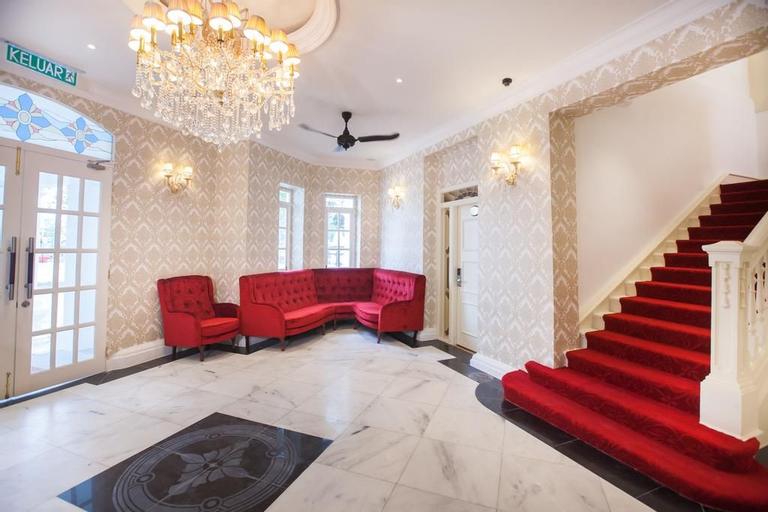 Deluxcious Luxurious Heritage Hotel, Penang Island