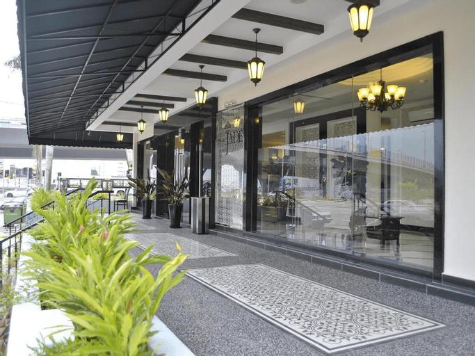 Hotel Zamburger Grand Jade, Johor Bahru