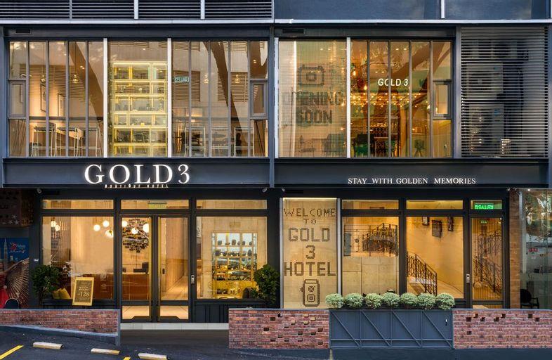 Gold3 Boutique Hotel, Kuala Lumpur