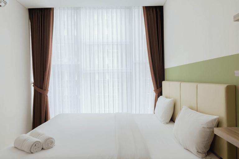 Modern Look 1BR at Brooklyn Alam Sutera Apartment By Travelio, Tangerang Selatan
