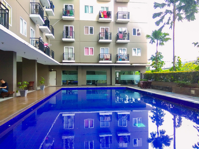 Beautifully Spacious 3BR at Sunter Park View Apartment By Travelio, Jakarta Utara